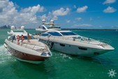 103 ft. 103 Azimut Motor Yacht Boat Rental Miami Image 5
