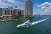 103 ft. 103 Azimut Motor Yacht Boat Rental Miami Image 19