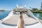 65 ft. 65V Princess Motor Yacht Boat Rental Miami Image 3