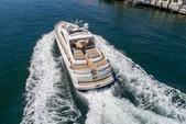 65 ft. 65V Princess Motor Yacht Boat Rental Miami Image 7