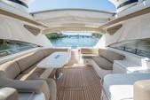 65 ft. 65V Princess Motor Yacht Boat Rental Miami Image 2