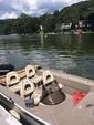 17 ft. MonArk Marine 1601 Signature Aluminum Fishing Boat Rental New York Image 4