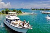 58 ft. Hatteras Yachts 58 Yacht Fisherman Motor Yacht Boat Rental Miami Image 1