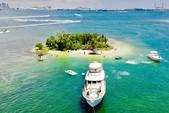 58 ft. Hatteras Yachts 58 Yacht Fisherman Motor Yacht Boat Rental Miami Image 12