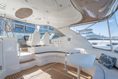 52 ft. Cruisers Yachts 520 Express Motor Yacht Boat Rental Los Angeles Image 8