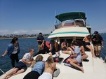 60 ft. Other YachtFisher Cruiser Boat Rental Los Angeles Image 3