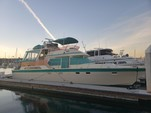 60 ft. Other YachtFisher Cruiser Boat Rental Los Angeles Image 15