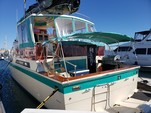 60 ft. Other YachtFisher Cruiser Boat Rental Los Angeles Image 24
