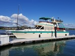 60 ft. Other YachtFisher Cruiser Boat Rental Los Angeles Image 27