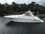 42 ft. Sea Ray Boats 400 Sundancer Cruiser Boat Rental Miami Image 1
