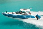 35 ft. Formula by Thunderbird F-350 Crossover Bowrider Bow Rider Boat Rental West Palm Beach  Image 1