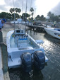 25 ft. Contender Boats 25 Tournament Center Console Boat Rental Miami Image 2