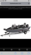 16 ft. Tracker by Tracker Marine Super Guide V-16 SC w/40ELPT 4-S  Fish And Ski Boat Rental Rest of Northeast Image 17