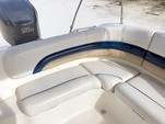 23 ft. Hurricane SD237 Deck Boat Boat Rental Tampa Image 4