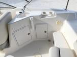 23 ft. Hurricane SD237 Deck Boat Boat Rental Tampa Image 5