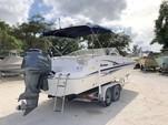 23 ft. Hurricane SD237 Deck Boat Boat Rental Tampa Image 14