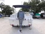 23 ft. Hurricane SD237 Deck Boat Boat Rental Tampa Image 15