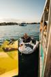 40 ft. Other High Capacity Pontoon Pontoon Boat Rental Miami Image 8