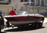 21 ft. Monterey Boats 214FS Bow Rider Boat Rental San Francisco Image 1