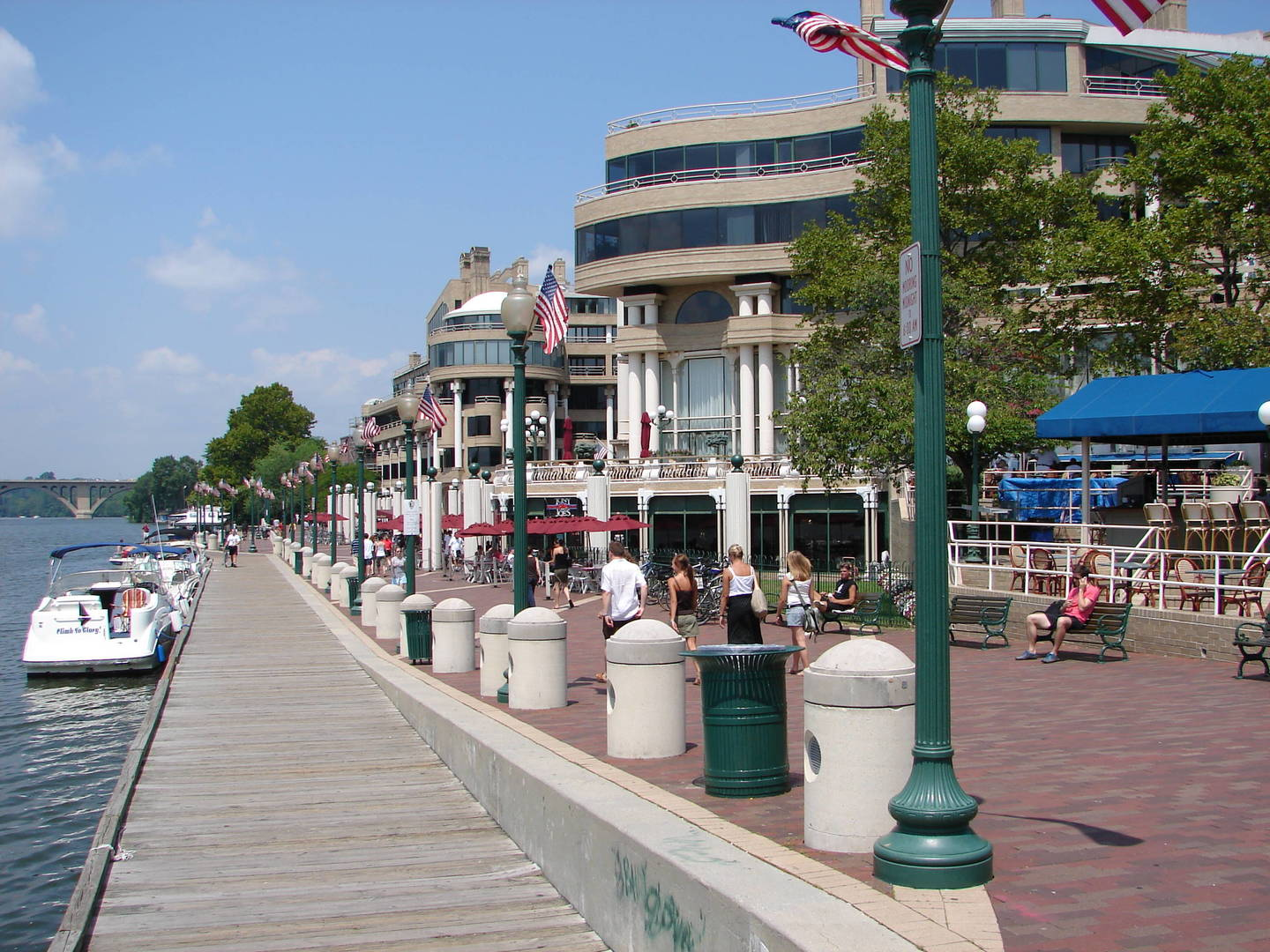 Dc Waterfront Restaurants Seafood