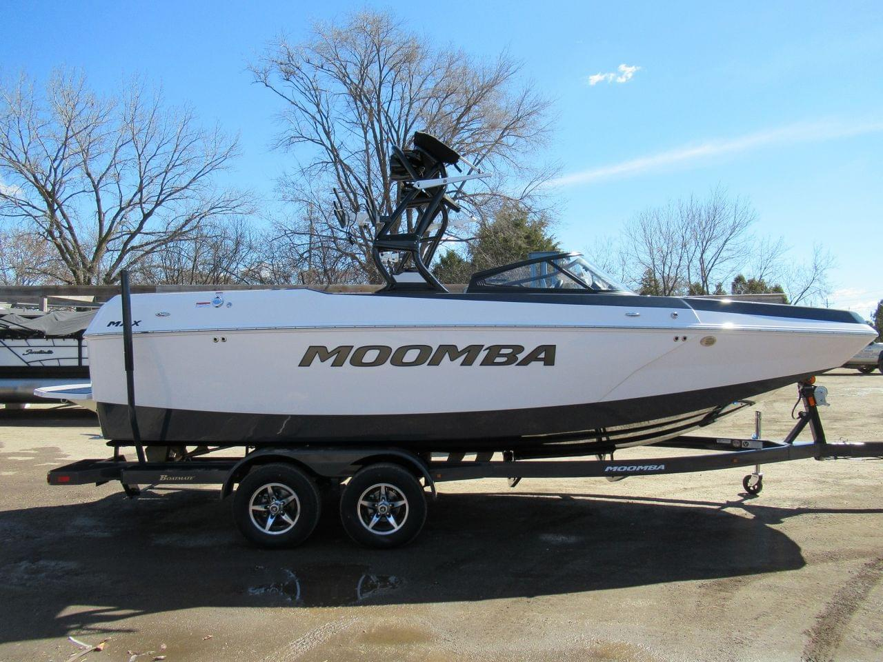 New 2019 Moomba Max, Stock #MOO194059 - The Boat House