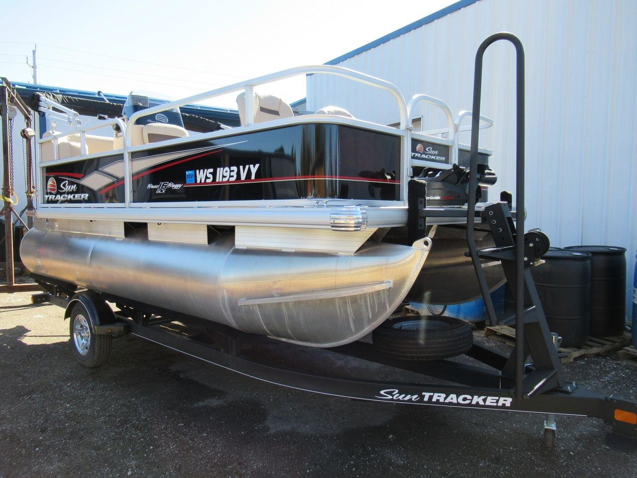 Used 2018 Sun-tracker Bass Buggy 16DLX, Stock #UBC2719 - The
