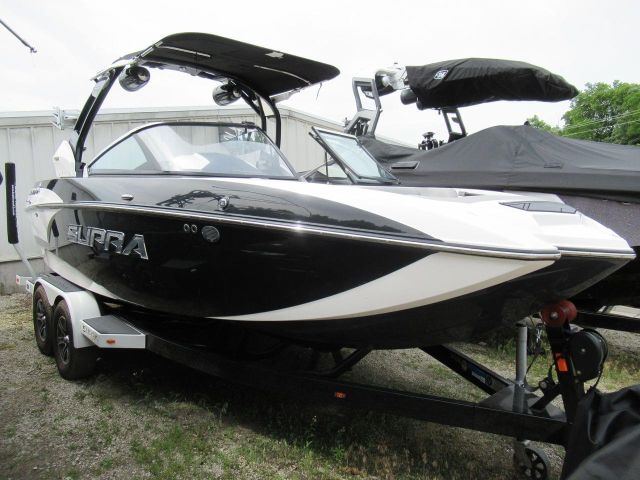 Used 2017 Supra SR400, Stock #UBA2519 - W - The Boat House