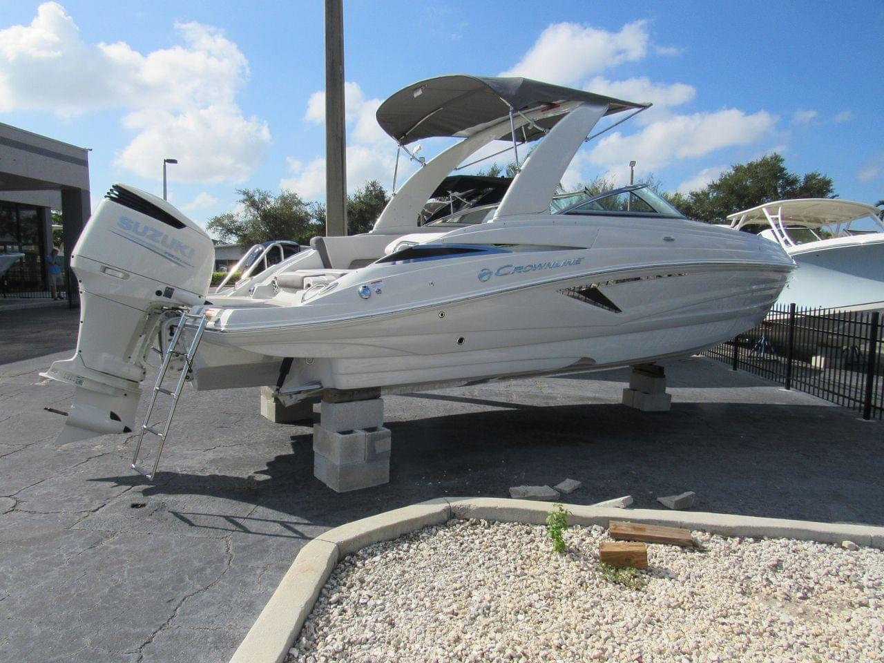 New 2020 Crownline 270 Xss Stock 520148 B1 The Boat House