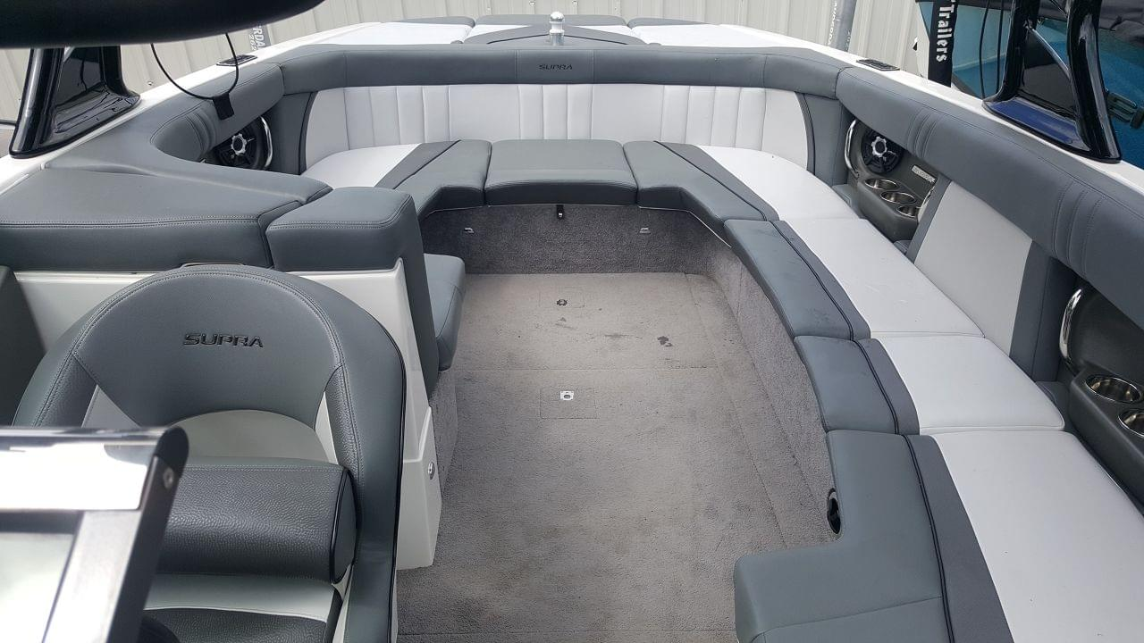 Used 2012 Supra Sunsport 242, Stock #UBG2117 - R - The Boat