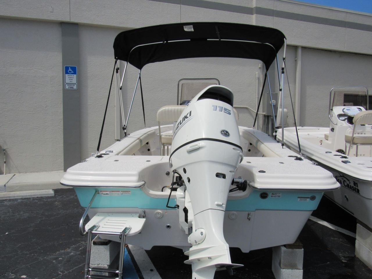 Sea Chaser Boats >> New 2018 Sea-chaser 19 Sea Skiff, Stock #86078-B1 - The Boat House