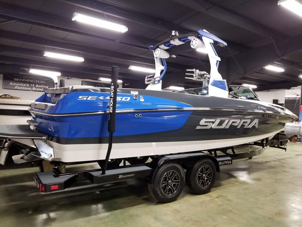 New 2018 Supra SE450, Stock #SUP123313 - The Boat House