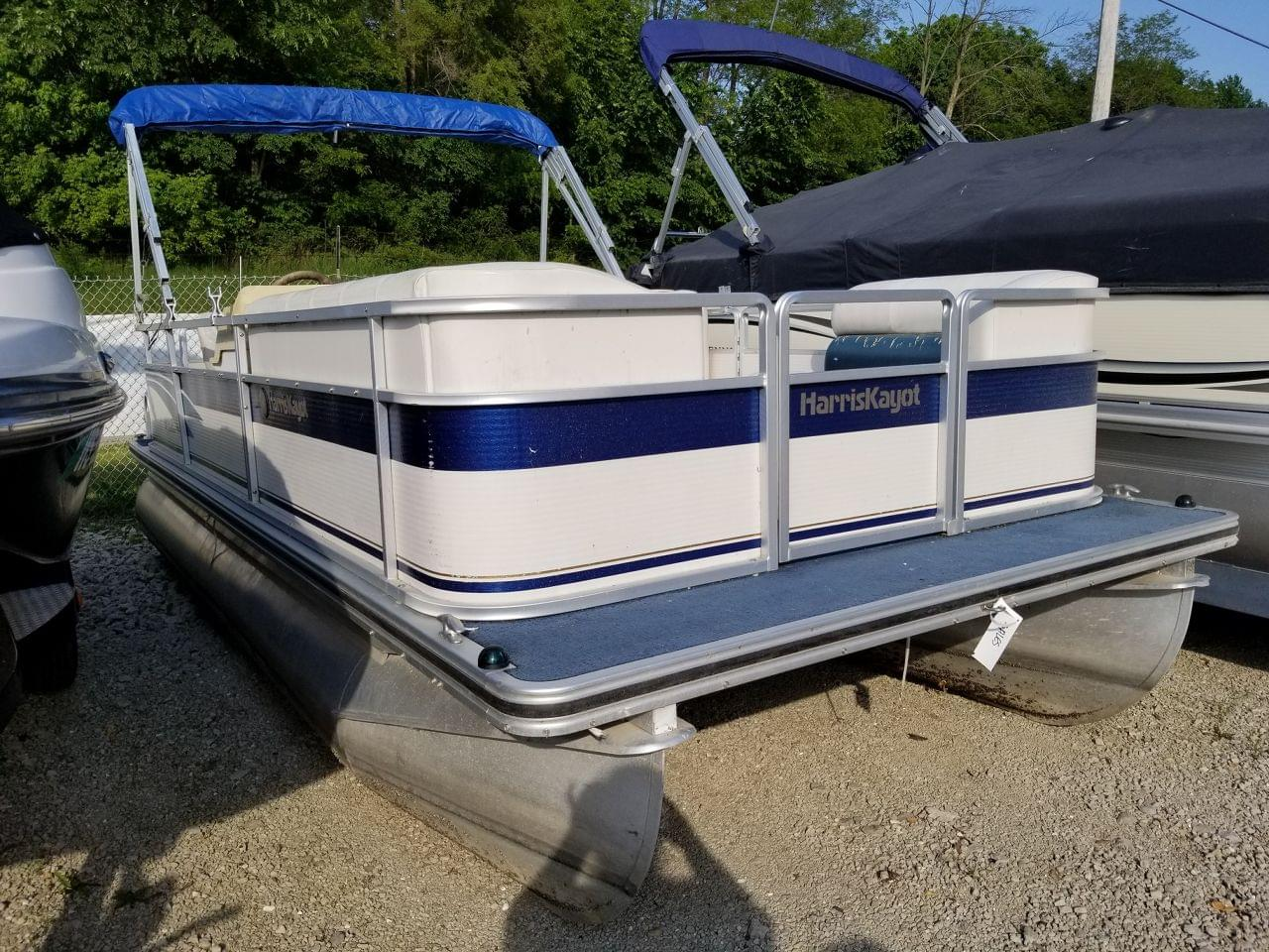 Used 2000 Harris Flotebote 180 Stock Ubk3017 The Boat House