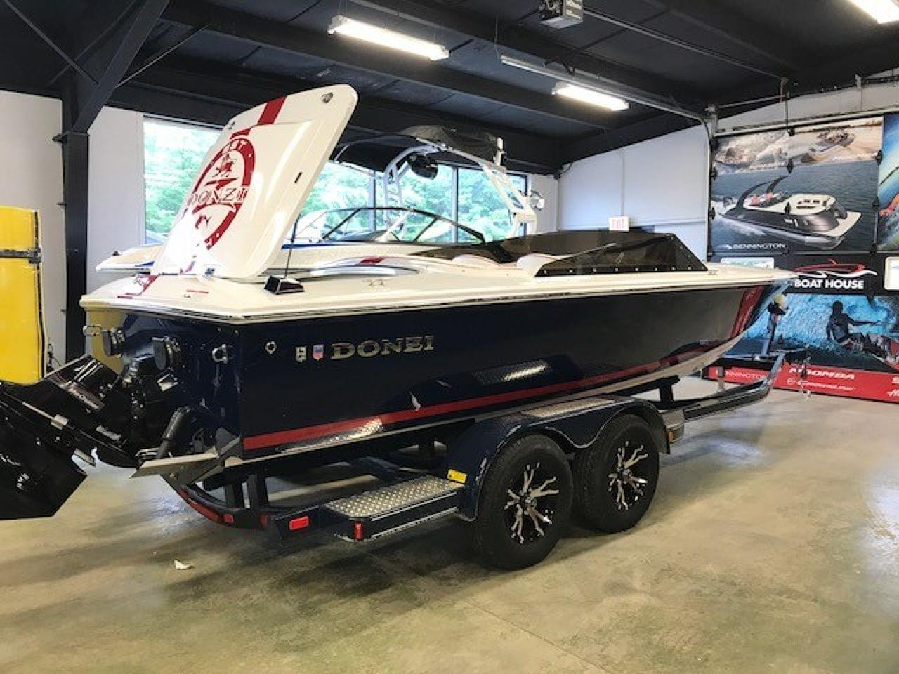 New 2019 Donzi 22 Classic, Stock #DON1171 - The Boat House