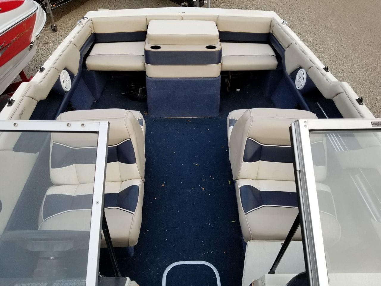 Used 1996 Bayliner 1954 Capri, Stock #UBJ3118 - B - The Boat