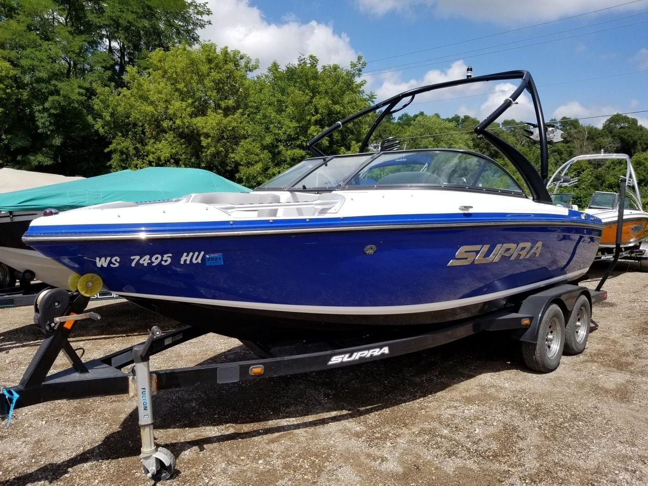 Used 2011 Supra Sunsport 21V, Stock #UBG1718 - The Boat House