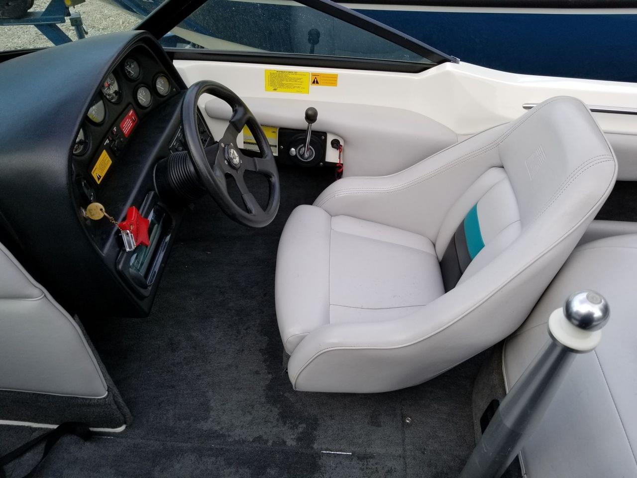 Used 1993 Mastercraft Prostar 205, Stock #UBH2918 - The Boat