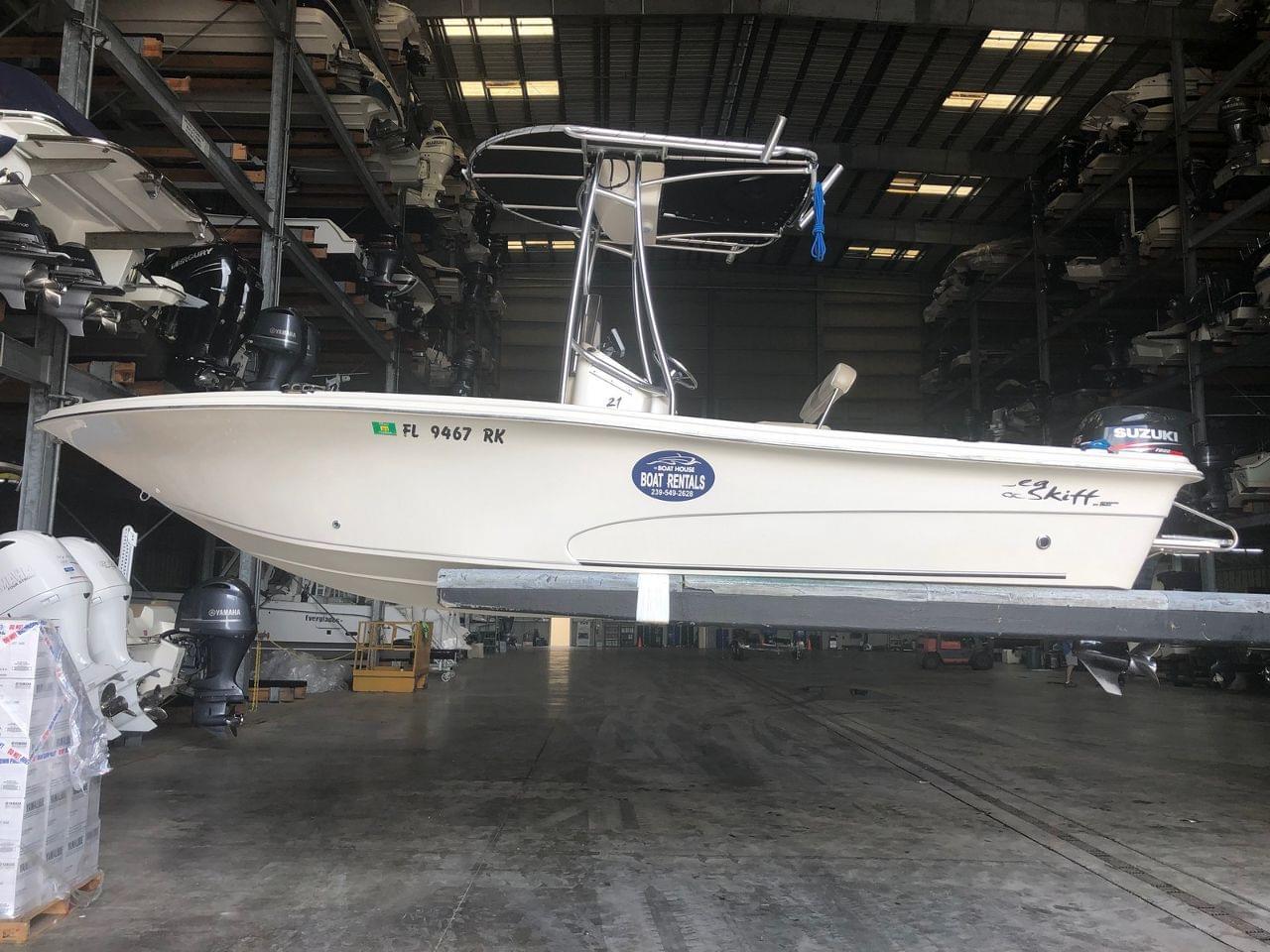 Used 2017 Sea-chaser 21 Sea Skiff, Stock #79831-B1 - The