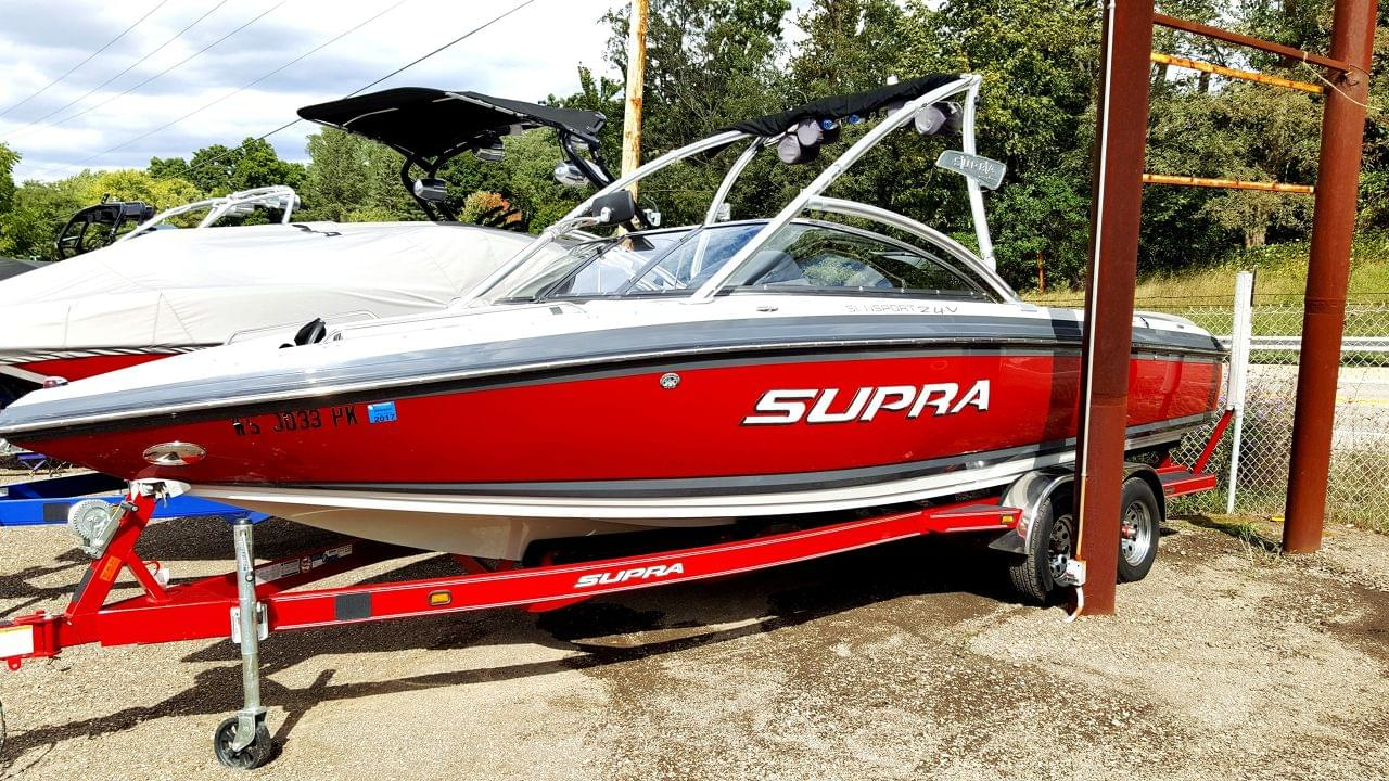 Used 2007 Supra Sunsport 24V, Stock #UBH0616 - The Boat House
