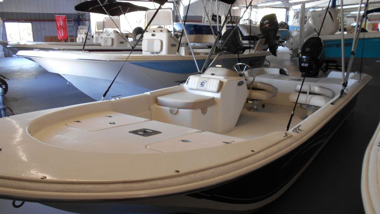 New 2015 Carolina-skiff 18 JVX SC for sale