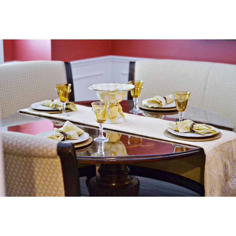Custom Circular Acrylic Table Tops | Table Covers