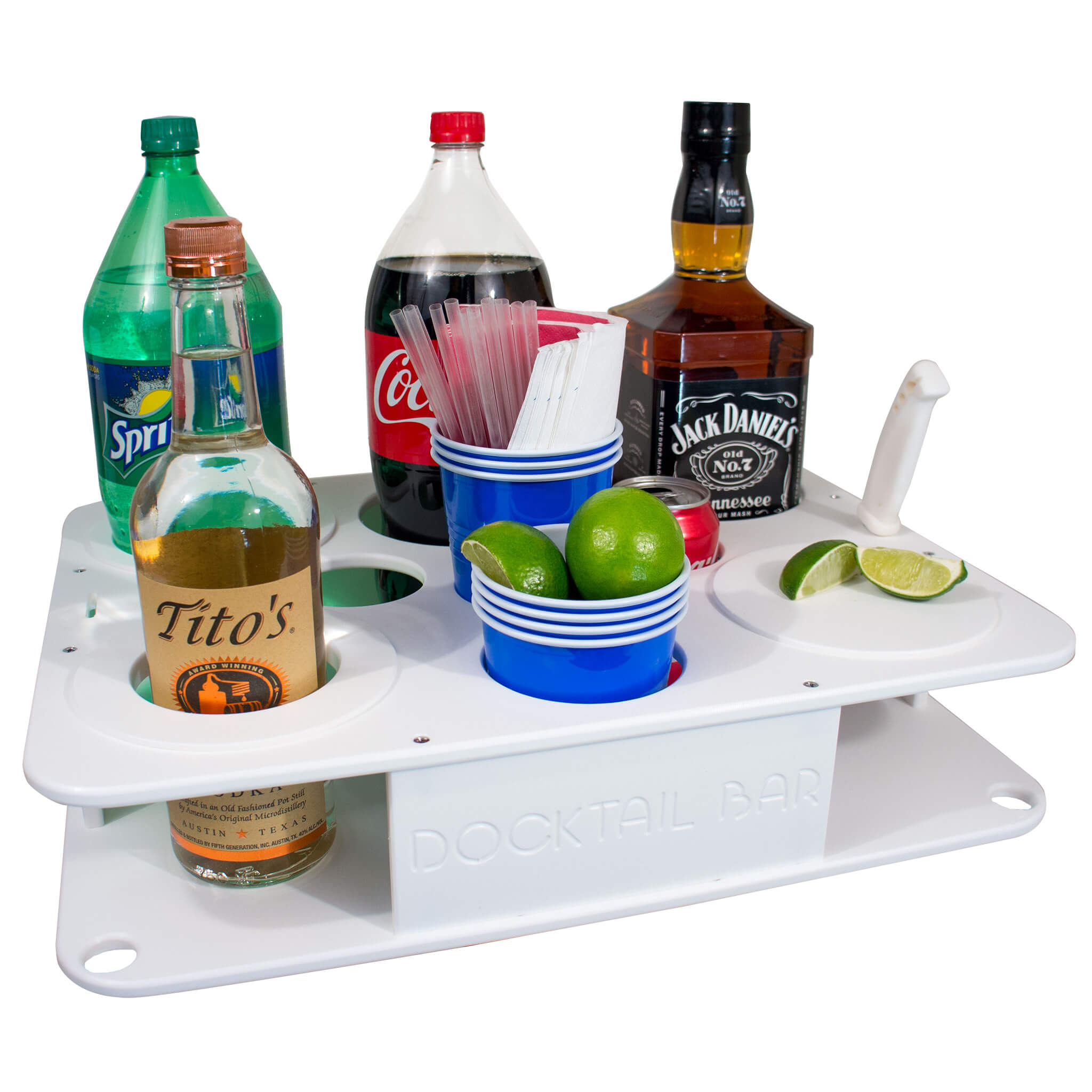 Fully Custom Docktail Bar