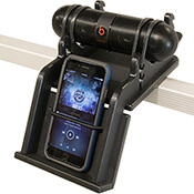 Pontoon Universal Speaker and Phone Holder with Beats Speaker