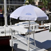 Umbrella - On Dock