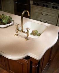 805 Corian Sink - View 4