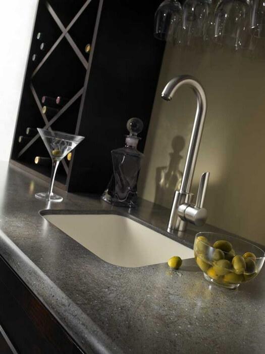 ... 805 Corian Sink   View 5
