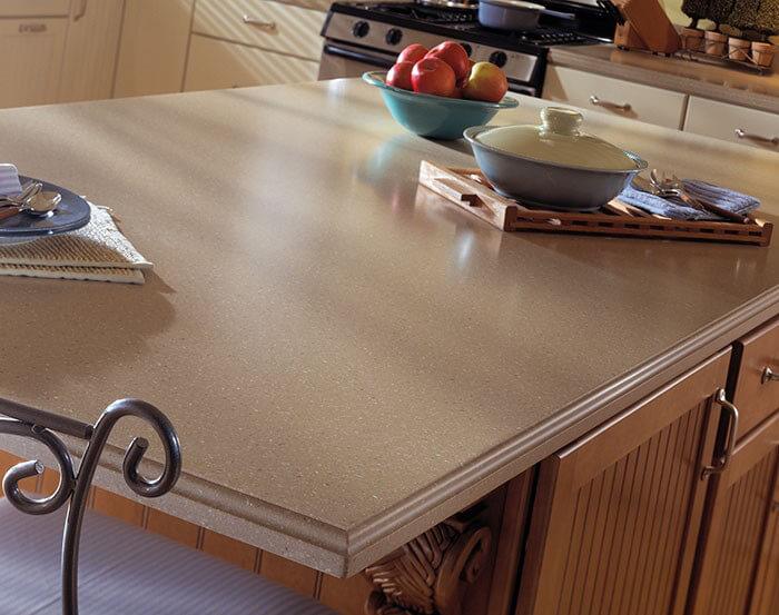 basil corian kitchen countertops