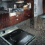 Allspice Quartz Hi MACS Modern Kitchen