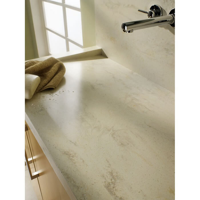 Value Grade Clam Shell Solid Surface Sheets