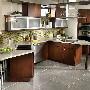 Concrete Corian Modern Kitchen Design