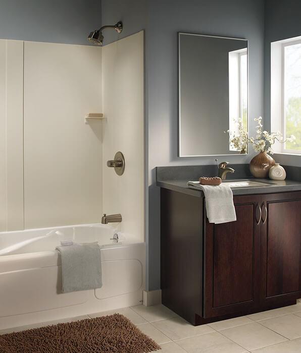 Corian Bathroom Vanity flint corian sheet material | buy flint corian